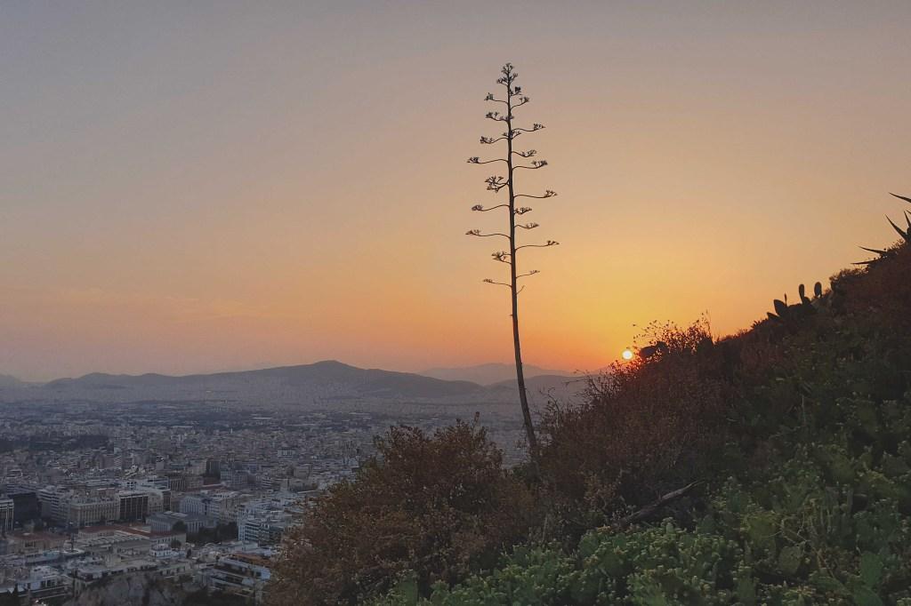Ateena, Lycabettus