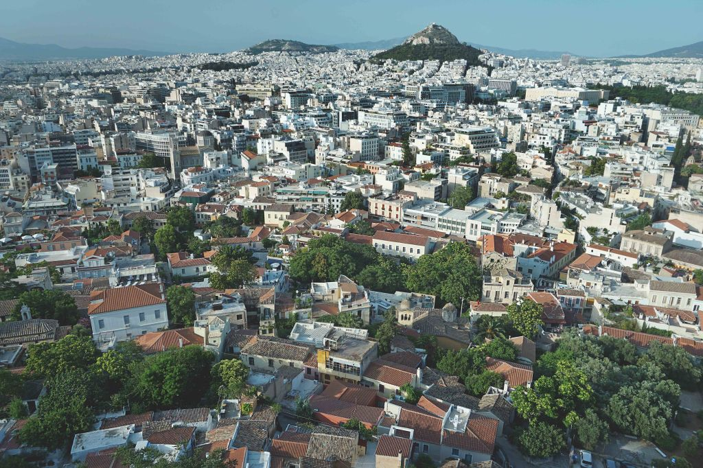 Ateena linnavaade