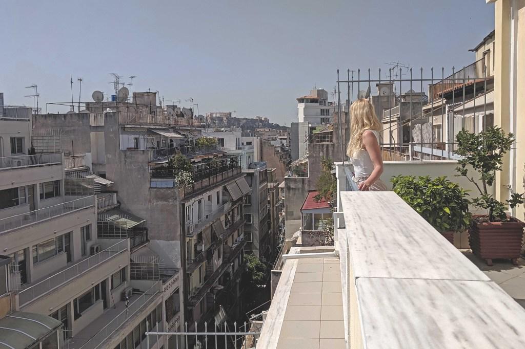 Ateena, Omonia, Mirabello City Hotel