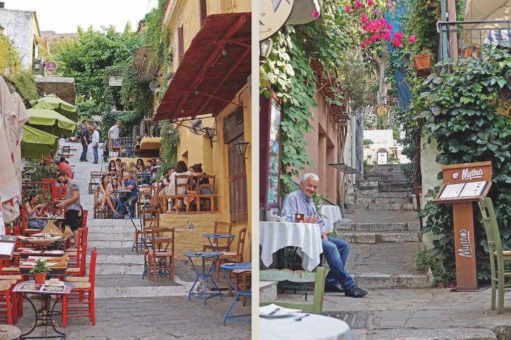 Ateena, Plaka
