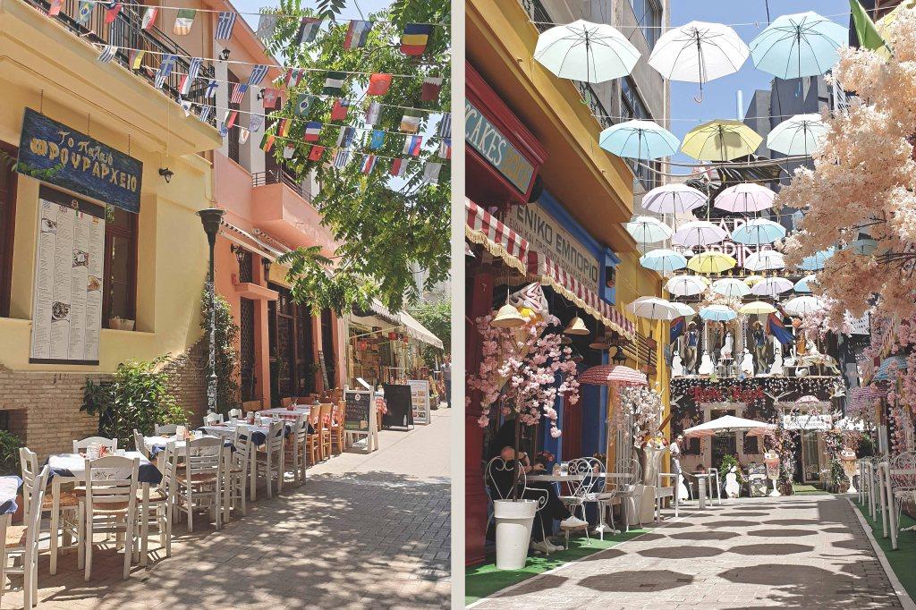 Ateena, Psiri