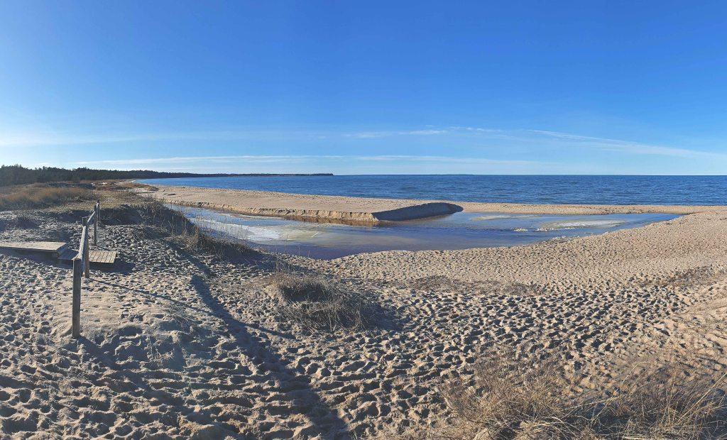Peraküla rand, Liivanõmme õpperada