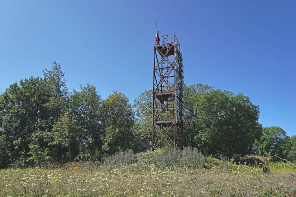 Väike-Pakri metalltorn, Pakri saared